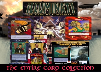 Card collection cover