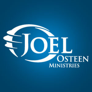 Joel Osteen logo__eye with three 6s