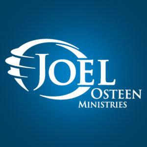 Joel Osteen logo__eye with three 6s